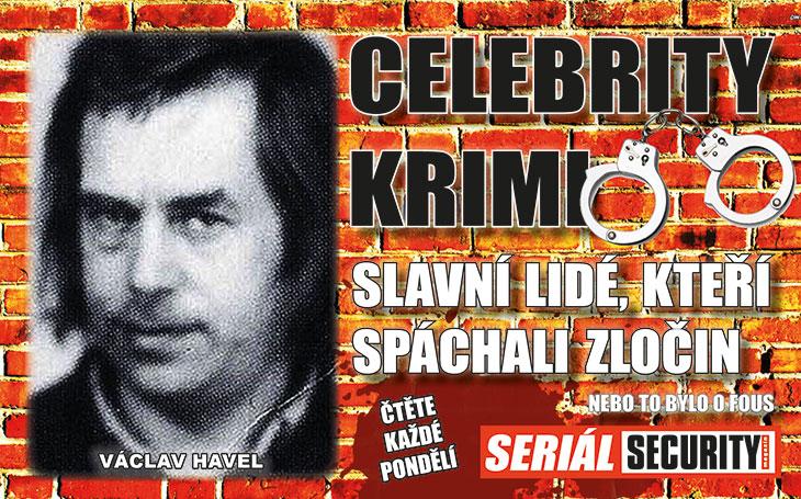 Václav Havel: Komunistické vězení budoucího prezidenta nezlomilo
