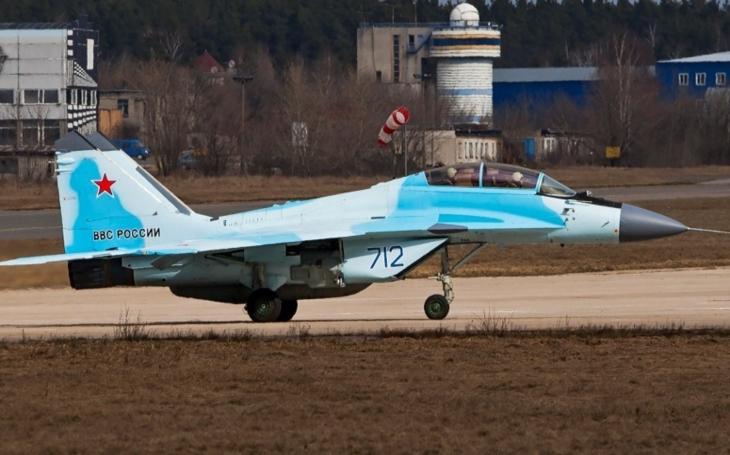 VIDEO: Ruští piloti testují zbraňové systémy Migu-35