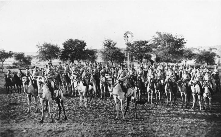 Zapomenutá německá genocida v Africe. Koncentrační tábory a desetitisíce vyvražděných rukou koloniálních vládců