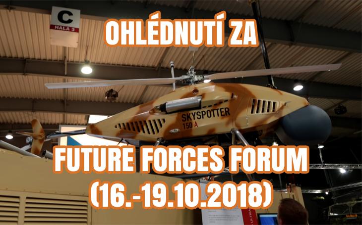 Ohlédnutí za Future Forces Forum 2018