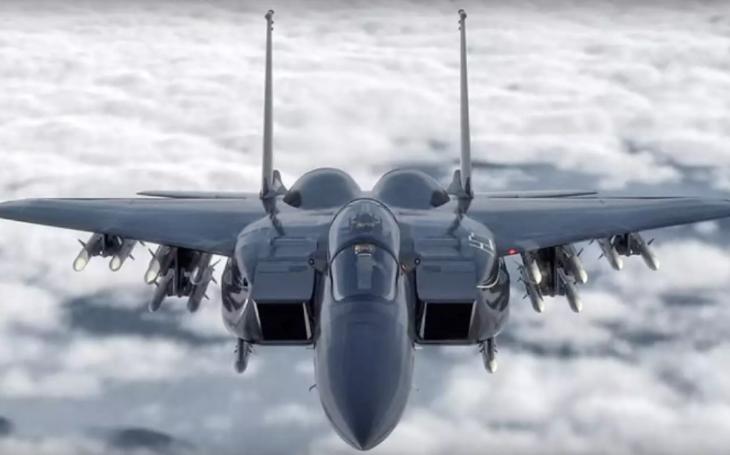 Možný nákup letounu F-15X nenaruší stávající program stíhačů F-35, řekla šéfka Lockheedu