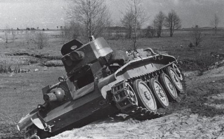 Polské tanky budoucnosti Projekt 10TP a 14TP si proti Wehrmachtu nezabojovaly