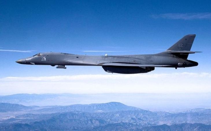 Bombardér B-1B Lancer měl provádět jaderné údery proti Sovětskému svazu
