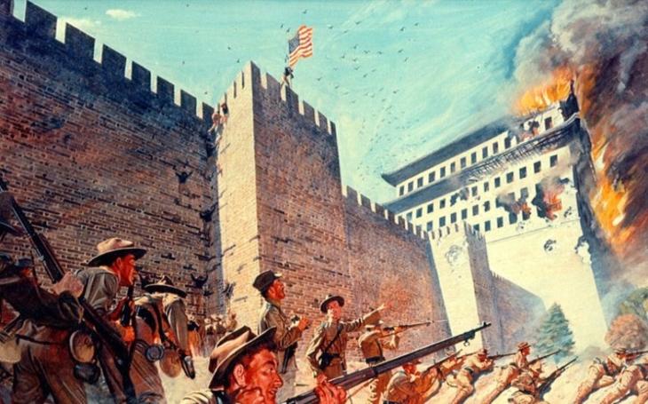 Boxerské povstání: Odpor proti velmocem přerostl v Číně v otevřenou revoltu
