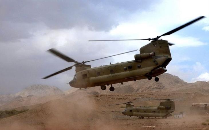 Boeing zmodernizuje celou letku španělských vrtulníků CH-47D Chinook na konfiguraci F