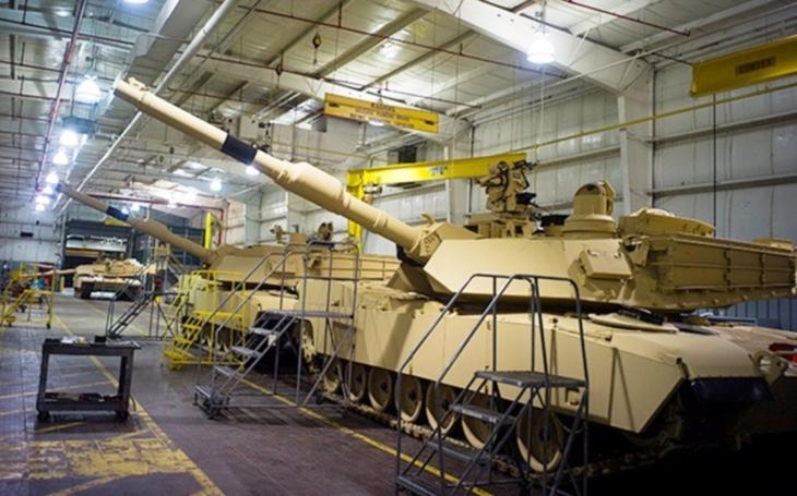 General Dynamics Land Systems zmodernizuje dalších 174 tanků M1A1 Abrams na verzi M1A2 SEPv3