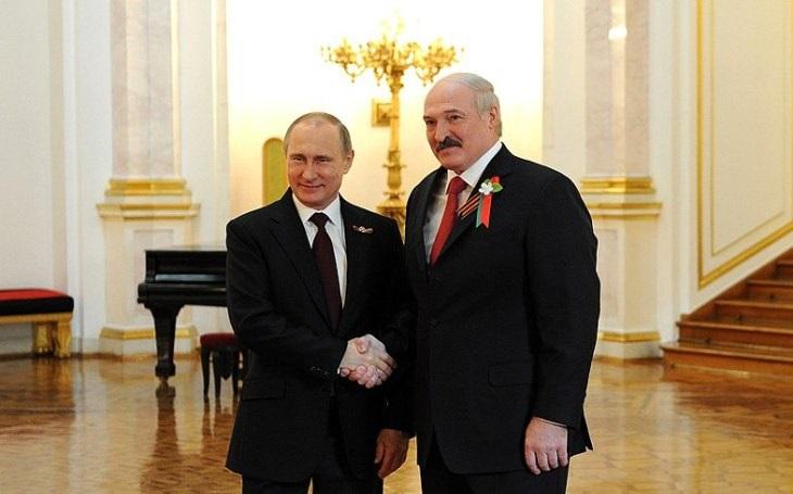 Lukašenko: Sjednocení s Ruskem není na pořadu dne