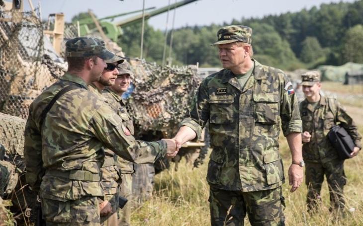 Armádní přestup roku: Generál Bečvář dostává zbrojařskou společnost Glomex MS do první ligy