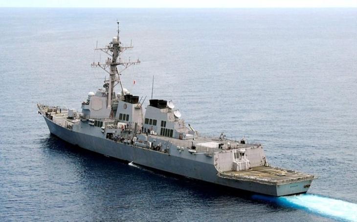 BAE Systems provede modernizaci raketového torpédoborce USS Shoup