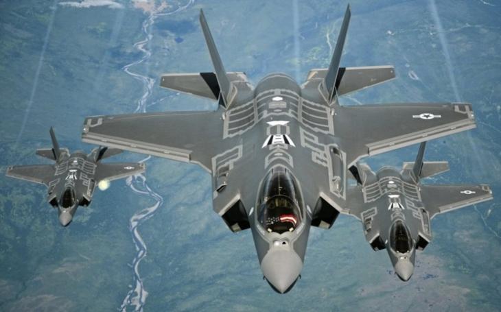 Jižní Korea dostane v březnu dva letouny F-35