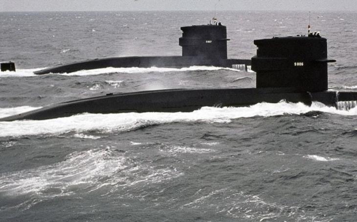 Čína hrozí zemím, které se chtějí účastnit ponorkového programu Tchaj-wanu