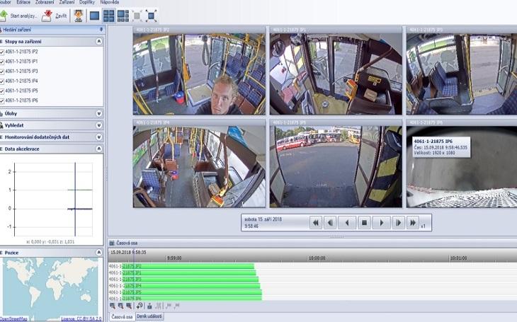 Nejnovější průzkum UITP a Axis ukazuje úroveň videodohledu ve veřejné dopravě. Cestující si kamery přejí