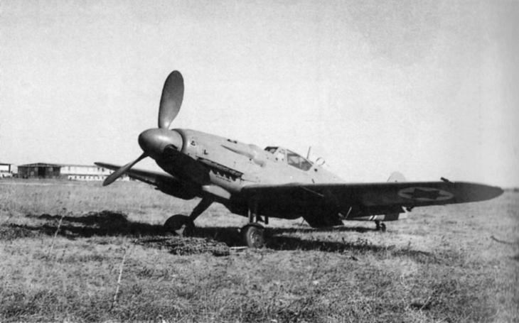 Československá Avia S-199 - německý drak i motor a pilotážně náročné letadlo