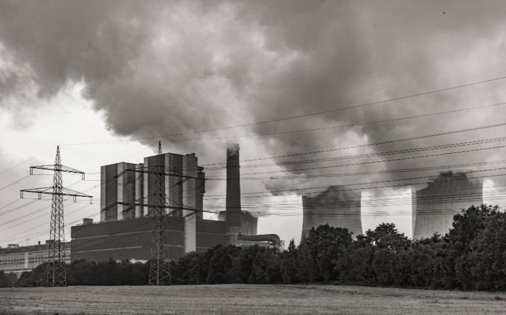 Konec uhlí