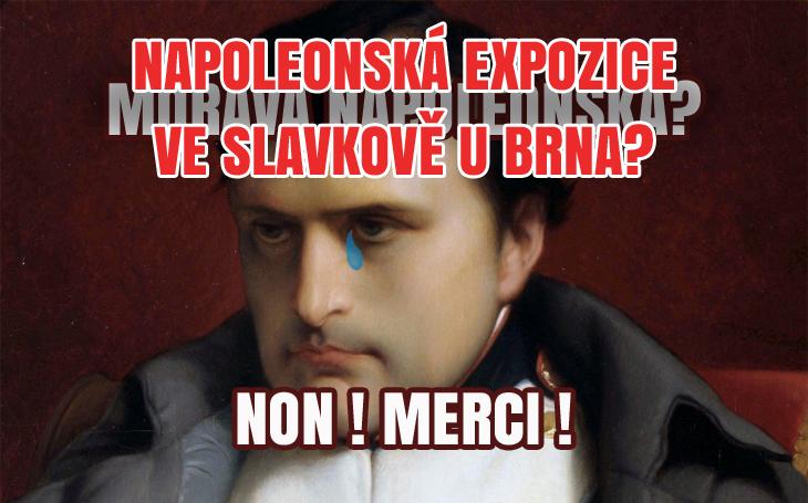 Napoleonská expozice ve Slavkově u Brna - nekonečný soudní spor