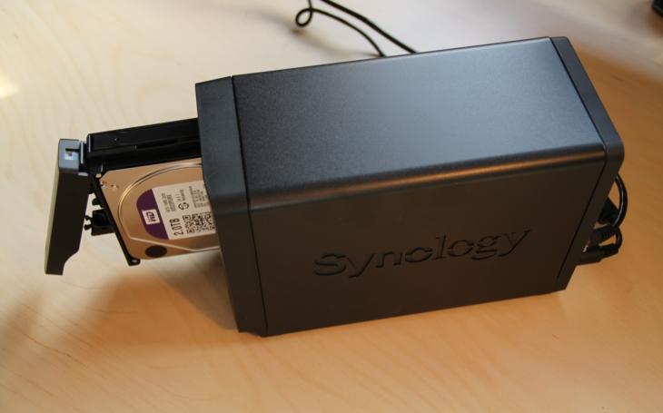 Test: Surveillance Station od Synology - mobil či tablet jako kamera