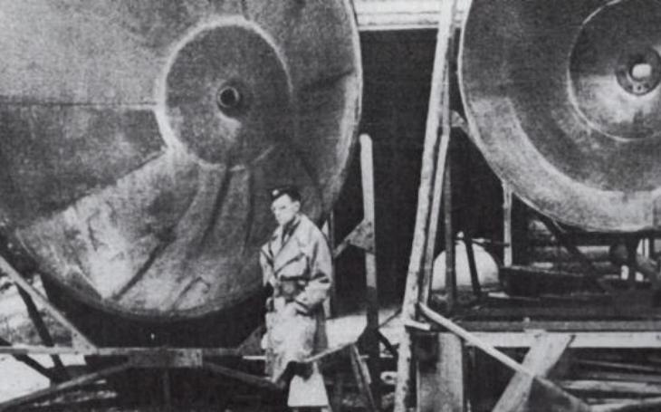 Nacistický sonický kanón - Hitlerova ,,obří hračka&quote;, která měla zabíjet zvukem