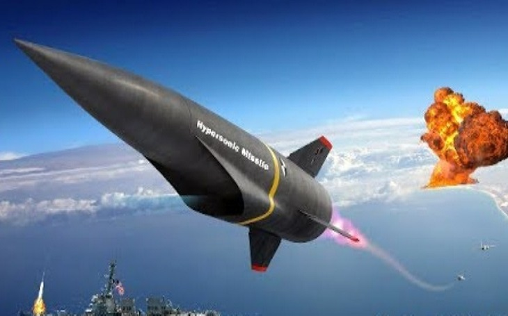 Do roku 2021 chce mít Francie vlastní hypersonické rakety