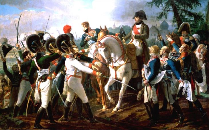 2019 - 210. výročí rakouské války proti Napoleonovi (1809)