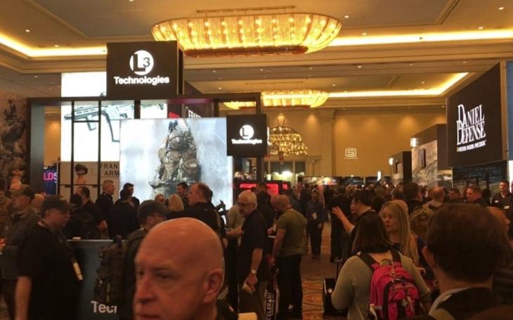 Exkluzivně z Las Vegas: Na letošní Shot Show předvedlo své novinky přes 2 000 vystavovatelů
