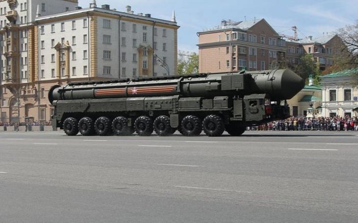 VIDEO: Rusko úspěšně testovalo smrtonosnou raketu RS-24 Jars