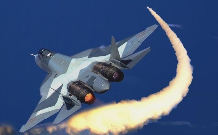 Rusko je připraveno nahradit ,,turecké F-35&quote; svými letouny Su-57, prohlásil šéf společnosti Rostec