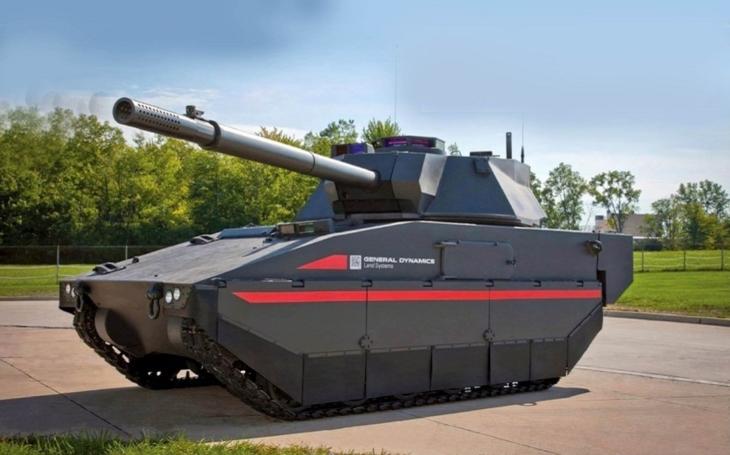 Americká armáda chce nové lehké tanky pro aeromobilní a výsadkové operace
