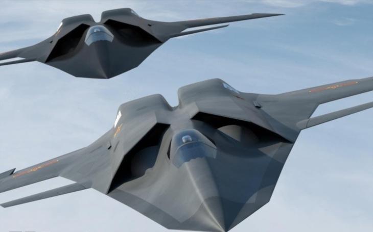 Čína postaví do roku 2035 stroj 6. generace, tvrdí vedoucí designer letadel