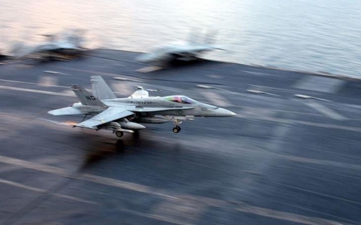 Americké námořnictvo se rozloučilo  s F/A-18 Hornet