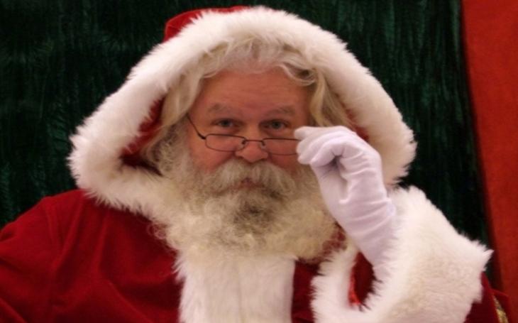 Santa Claus a tyran zároveň