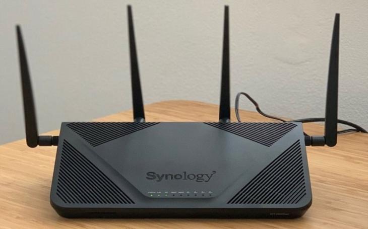 Rychlík od Synology – dvoupásmový router RT2600ac pro segment SOHO