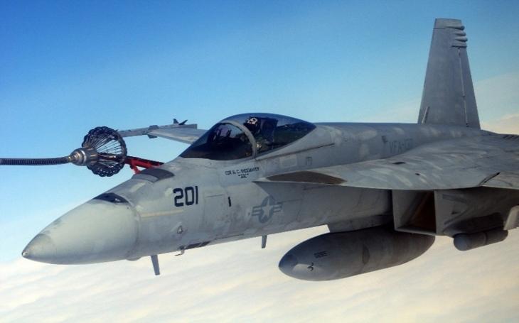 USA nabízí Finsku letouny EA-18G Growler a F/A-18 Super Hornet