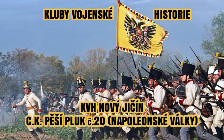 Kluby vojenské historie - KVH Nový Jičín (c.k. pěší pluk č. 20)