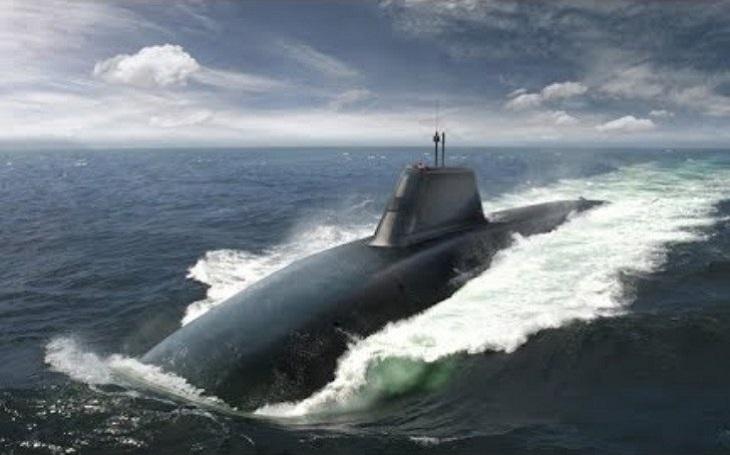 Nová britská jaderná ponorka třídy Dreadnought bude HMS Warspite
