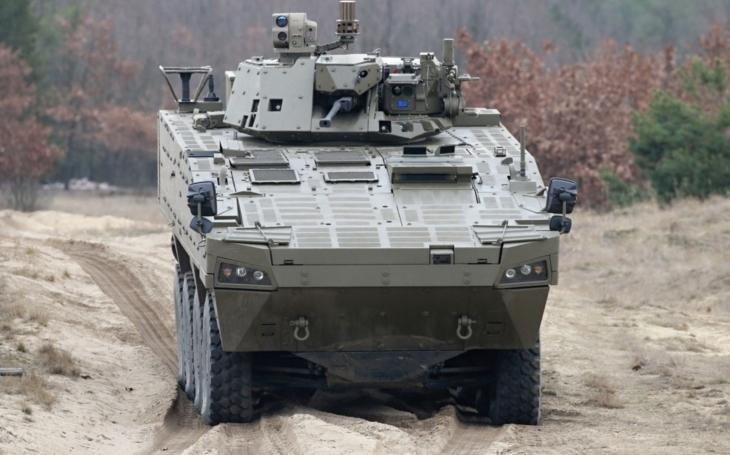 EVPÚ Defence – komplexní řešení optoelektronických systémů pro bojiště 21.století