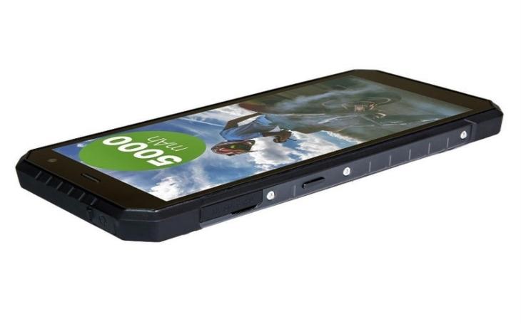 EVOLVEO StrongPhone G6 - Maximálně odolný, s velkým displejem a vysokou výdrží