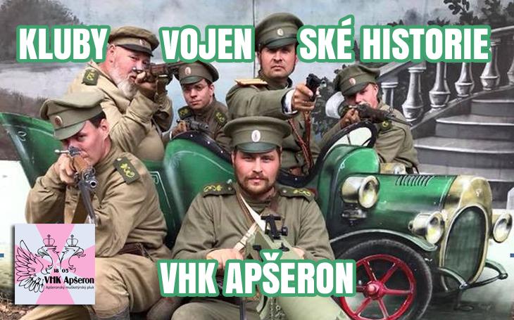 Vojensko historický klub Apšeron - historie jedné jednotky na tři období