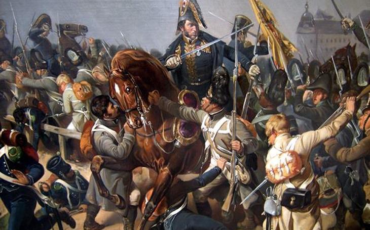 Napoleonův generál Fririon a bitva u Znojma (1809)