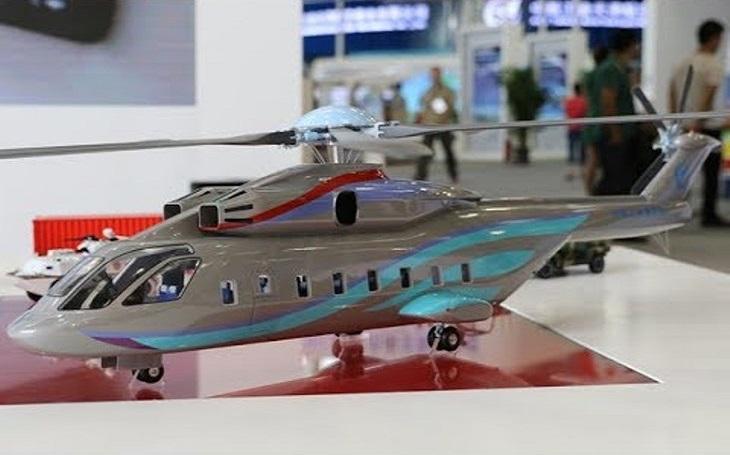 Rusko a Čína společně pracují na novém těžkém vrtulníku. Má být dodán do roku 2032