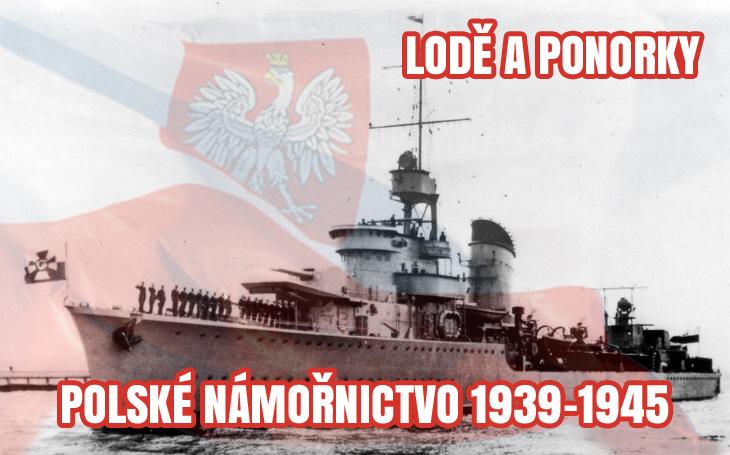 Polské námořnictvo - 2. světová válka (1939-1945)