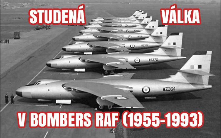 Britské jaderné bombardéry – V bombers (1955-1993)