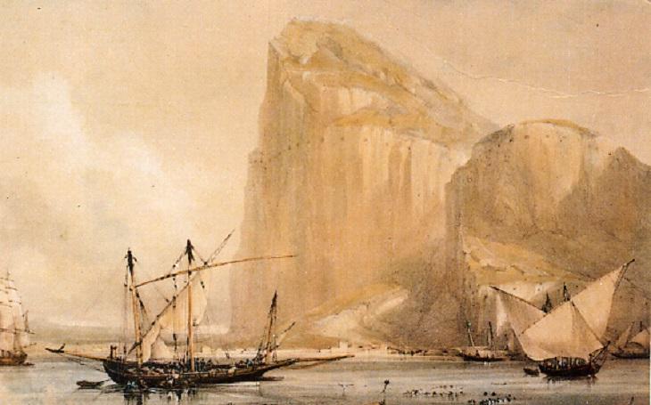 Slavná skála Gibraltar nese jméno muslimského vojevůdce