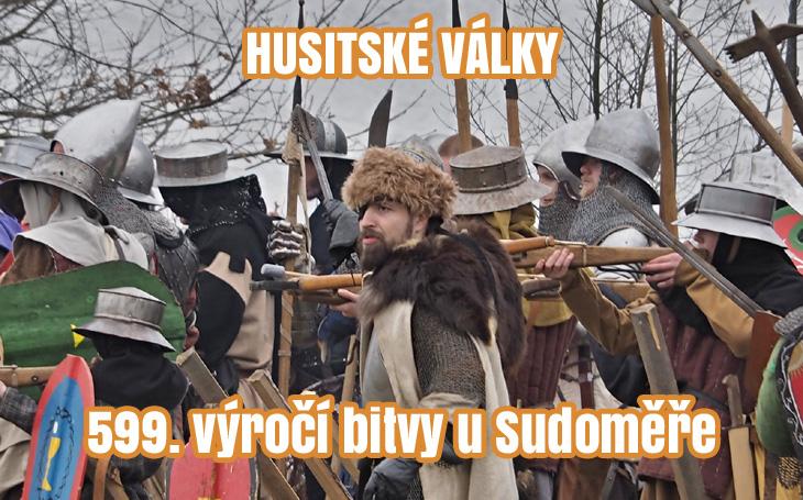 599. výročí bitvy u Sudoměře (25. března 1420)