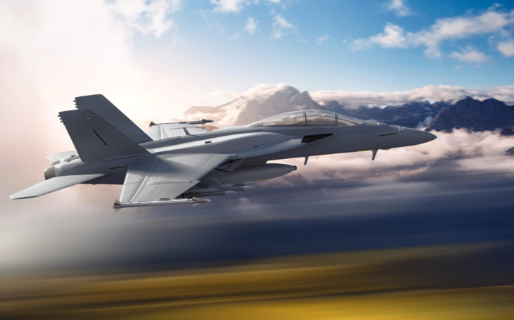 Boeing dodá US Navy 78 Super Hornetů za 4 miliardy dolarů