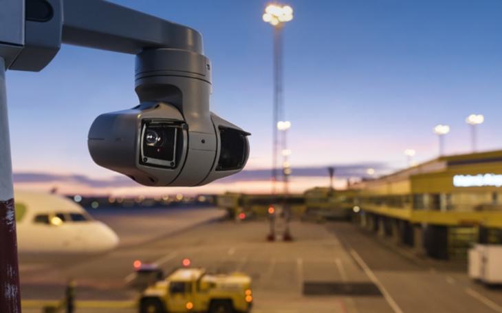 Axis uvádí super odolnou PTZ kameru s nočním viděním na 400 metrů