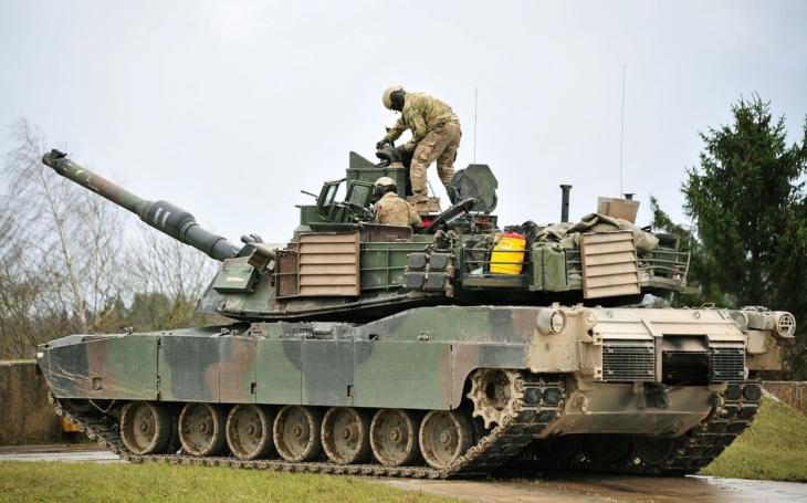 Společnost General Dynamics Land Systems modernizuje tanky Abrams pro americkou armádu