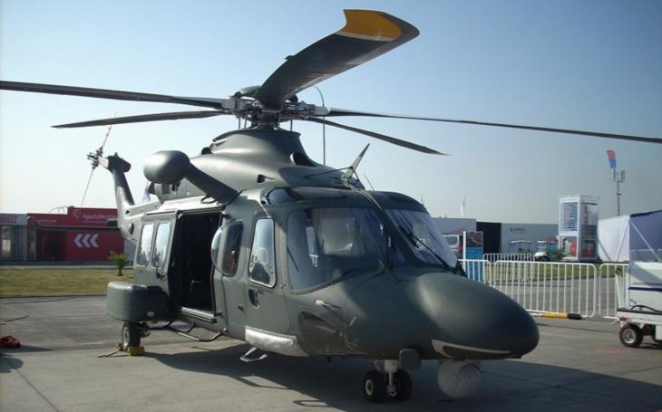 Rozporuplné informace ohledně vrtulníků: kdo chtěl zapomenout na italské řešení?