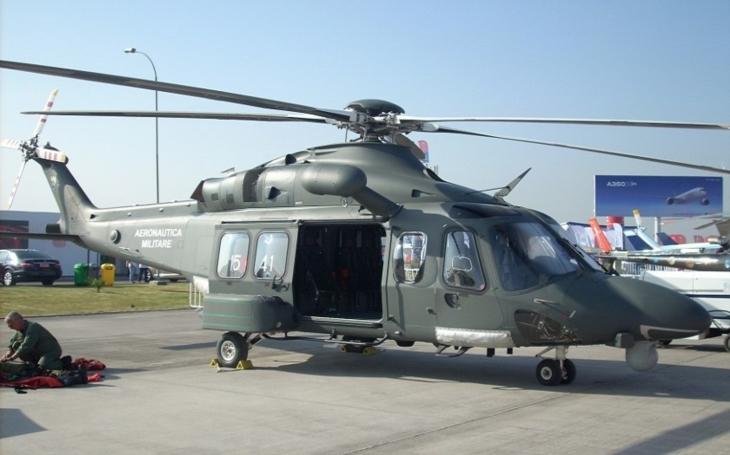 Italský výrobce Leonardo: vrtulníky jsme připraveni dodat. Naše nabídka předčí požadavky ČR