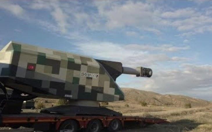 VIDEO: Şahi 209 Block II - turecký railgun ukázal své schopnosti