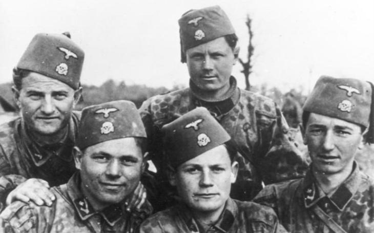Do jednotek Waffen-SS nevstupovali jen Němci. I Švýcaři či Švédové měli ,,spasit&quote; svět od židů